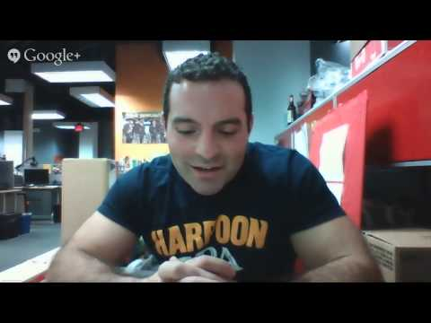 Steve Theoharides - Brewer at Harpoon