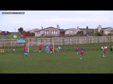 Ards F.C vs Portstewart F.C  13/12/2014