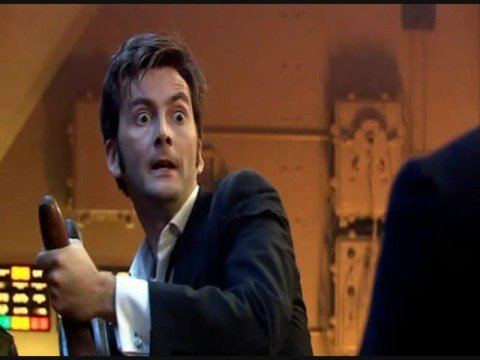 Doctor Who: Allons-y, Alonso!