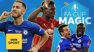 Man Utd Will Play Chelsea For The Fourth Year Running | Fa Cup Magic