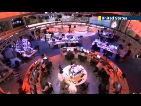 Al-Jazeera America begins broadcasting: Qatar-based channel has been accused of anti-US bias