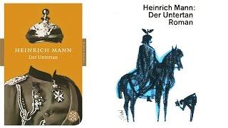 Hörbuch: Der Untertan von Heinrich Mann | Komplett | Deutsch