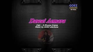 Dawai Asmara Karaoke Goez electone
