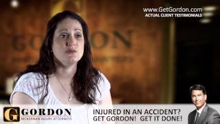 Real Clients | Real Stories | Real Results | Gordon McKernan Injury Attorneys