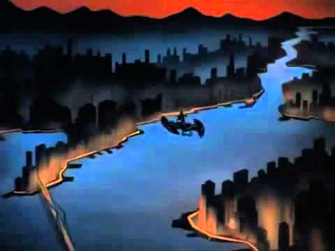 Batman Serie Animata 1992 Batwing Youtube