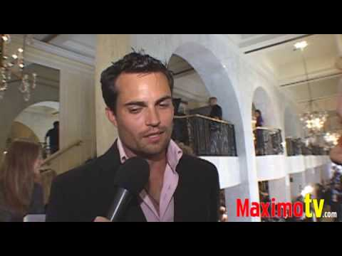 SCOTT ELROD Interview at The 36th Annual Vision Awards June 27, 2009