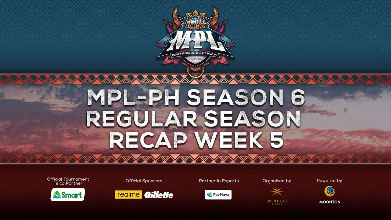 Weekly Highlights | Week 5 | MPL-PH S6