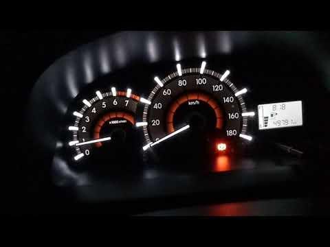 Speedometer Grand New Veloz Harga Oli Avanza Review All Tampilan Speedo Dan Mid Great Tipe G Manual Sederhana Aja Ternyata