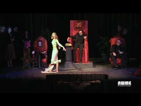 Salome Dances for the head of Jokanaan