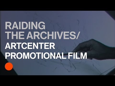 ArtCenter Promotional Film, 1969