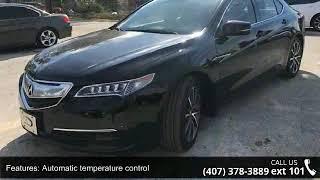 2015 Acura TLX 3.5L V6 - Fountain Auto Mall - Orlando, FL...