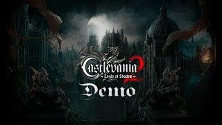 Castlevania Lords Of Shadow 2 | Demo | Subtitulos En Español | XBOX 360/PS3/PC