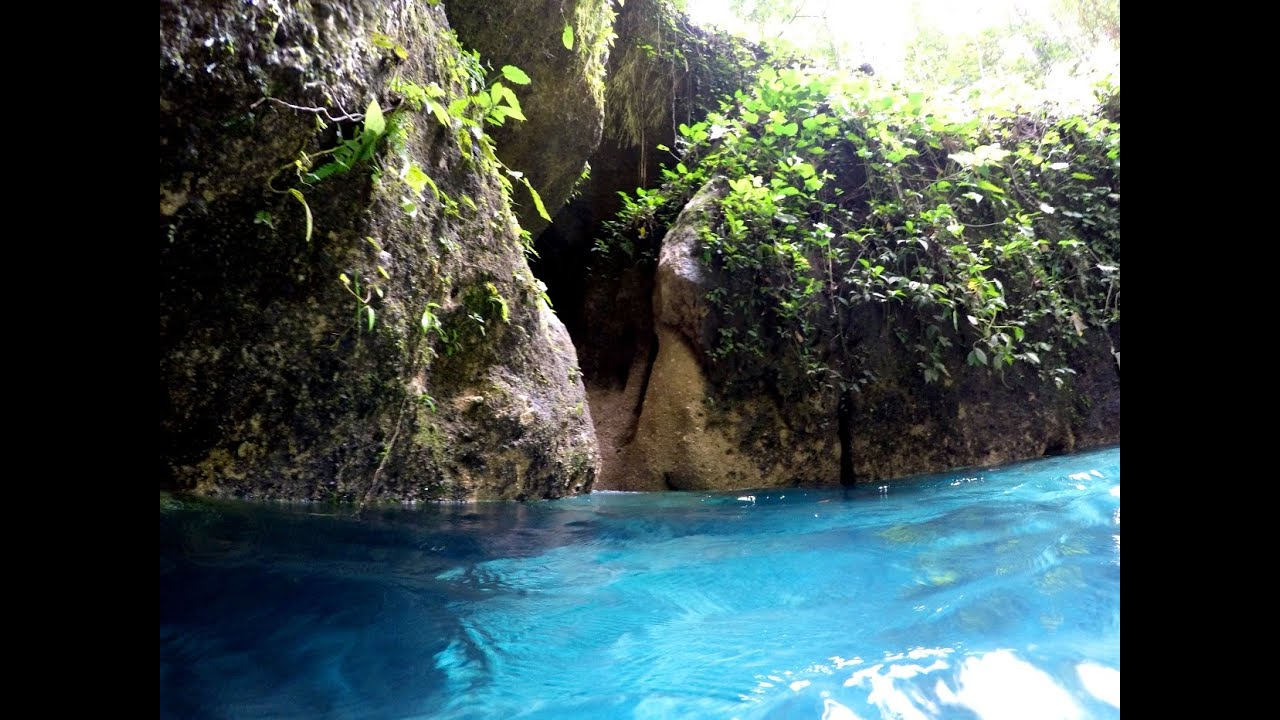 Amazing Natural Swimming Pool In The Jungle Minahasa Tenggara North Sulawesi Explore