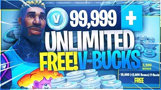 *NEW* Unlimited FREE VBUCKS Glitch in Fortnite Battle Royale (Get any skin in Fortnite)