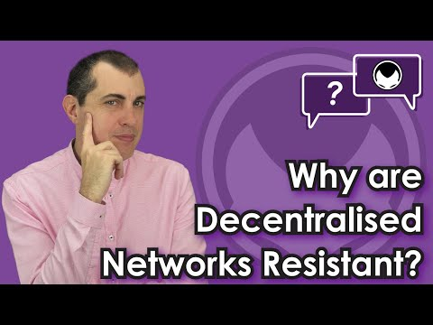 Bitcoin Q&A: Why are decentralised networks resistant? - Inefficiency is the Price of Freedom