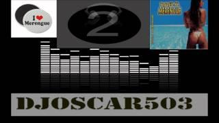 Super Merengue Mix 2 - Deluxe Edition 2012 DjOscar503