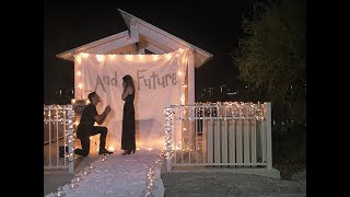 Sweetest Proposal Ever: Jackie+Anthony