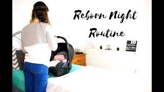 Reborn Night Routine l Reborn Life
