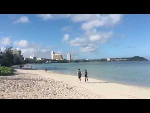 GUAM USA. NORTH KOREA. GLOBAL VIDEO NEWS. TRAVEL  CULTURE