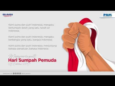 Selamat Hari Sumpah Pemuda (Insan PNM Area Lombok)
