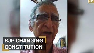 Professor. Ram Puniyani discuss on Anant Kumar Hegde's Remark on Co...
