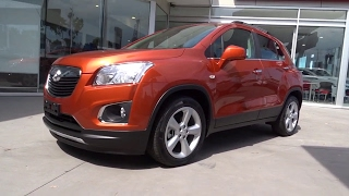 2016 HOLDEN TRAX Booval, Ipswich, Woodend, Raceview, Brisbane, QLD U660073