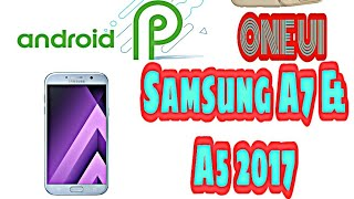 Ow to instal custom rom hades rom v1 0 one ui for samsung galaxy a5 2017