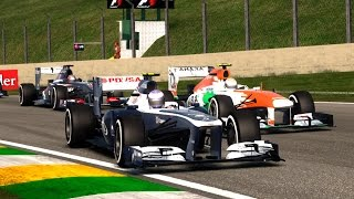 A HECTIC DRAMATIC EVENTFUL FINALE, MAYBE...... - F1 Three-For-All #7 thumbnail