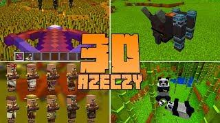 30 Rzeczy, Które Zostaną Dodane w Minecraft 1.14/1.15/1.16!