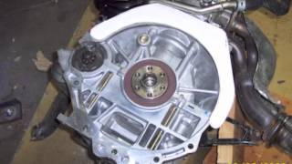 how to make an engine adapter plate toyota 1nz engine to c6x transmission diy