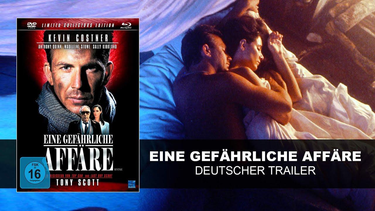 Eine gefährliche Affäre (Deutscher Trailer) | Kevin Costern, Anthony Quinn| HD | KSM