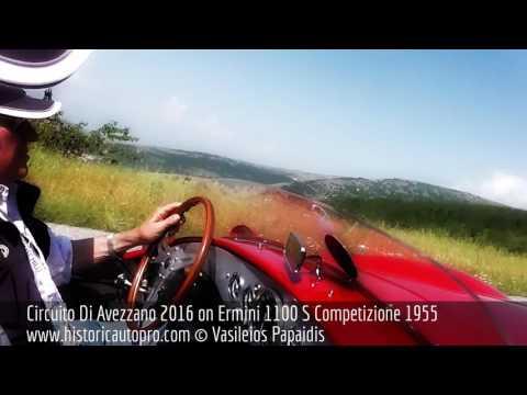 FIAT Ermini 1100 S Competizione (1955)