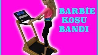 Video Barbie  Koşu Bandı Nasıl Yapılır? DIY - Kendin Yap Barbie Eşyaları - Bidünya Oyuncak download MP3, 3GP, MP4, WEBM, AVI, FLV November 2017