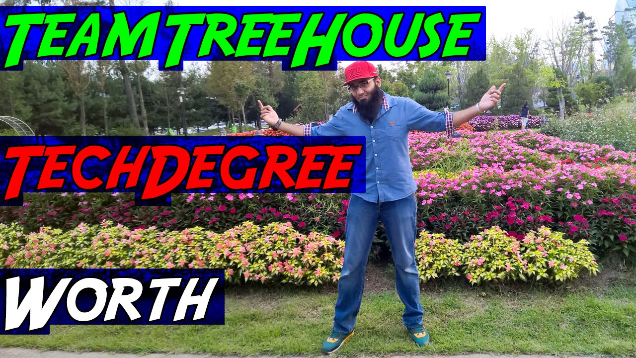 Question is the teamtreehouse techdegree worth it youtube question is the teamtreehouse techdegree worth it xflitez Choice Image
