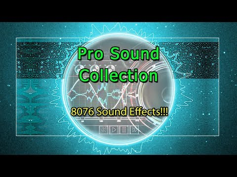 Pro Sound Collection (Sounds from v1.0)  - Gamemaster Audio