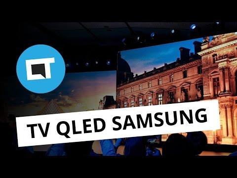 Novas TVs QLED e The Frame Samsung