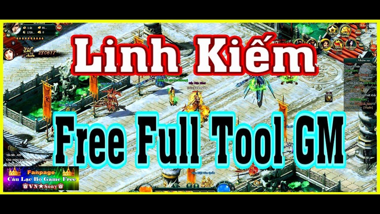 《WebGame Lậu》Linh Kiếm – Free Full Tool GM – Bản Full Việt Hóa #276