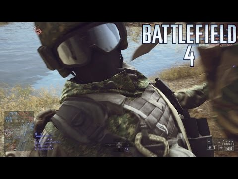 Battlefield 4: Multiplayer #179 ::Conquest:: Dog Tag Payback - No Commentary