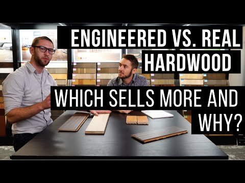 Engineered vs. Real Hardwood Floors: Which Sells More, And Why?!