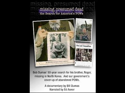 Missing, Presumed Dead: The Search For America's POWs