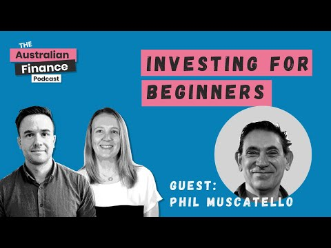 Investing for beginners, with Phil Muscatello