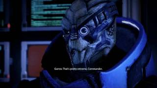 Mass Effect 2 - Dearka Shepard: Renegade Funny Moments 4/4