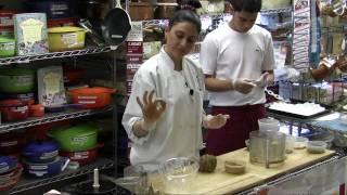 A Passover Recipe By Jennifer Abadi:  Moroccan Charoset Truffles