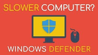 Does Windows Defender Slow Down Your PC? The COMPLETE PERFORMANCE TEST!