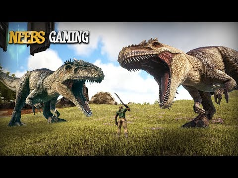 Ark: Survival Evolved - GIGA vs GIGA