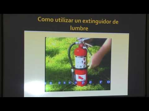 Fire Extinguisher Training 2016