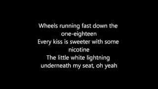 Tyler Hilton LOADED GUN (Lyrics)