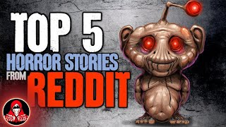 Top 5 SCARIEST True Stories from Reddit - November 2017 - Darkness Prevails
