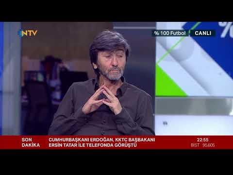 Murat Kosova ve Rıdvan Dilmen ile %100 Futbol | 14 Mart 2020