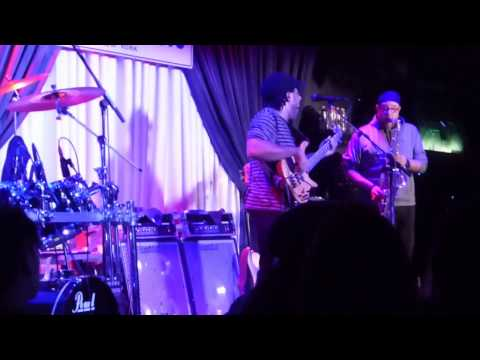 Victor Wooten & Dennis Chambers@Blute Note, NYC 1.18.17